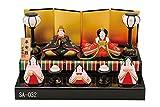 Traditionelle japanische Puppen 'hina-ningyo' Produkt Keine. sa-032