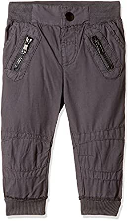 Mothercare Baby Boys' Trousers (JH485_Grey_3-6 M)