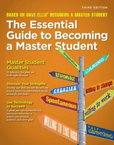 Becoming a Master Student: The Essential Guide to Becoming a Master Student (Textbook-Specific Csfi)