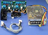 Phenixtechnology PT-30K 40kpps bei ILDA 8 Grad, Grafik-Scanner Set