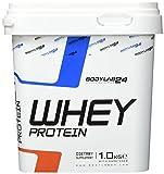 Bodylab24 Whey Protein Eiweißpulver, Geschmack: Schokolade, hochwertiges Proteinpulver, Low Carb Eiweiß-Shake für Muskelaufbau und Fitness, 1000g