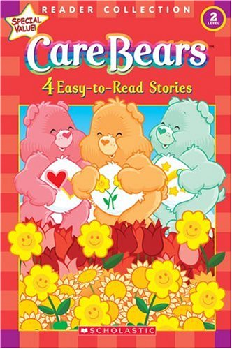 carebears-4-easy-to-read-stories-scholastic-reader-collection-level-2