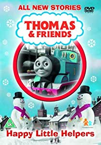 Thomas The Tank Engine And Friends: Happy Little Helpers [DVD]