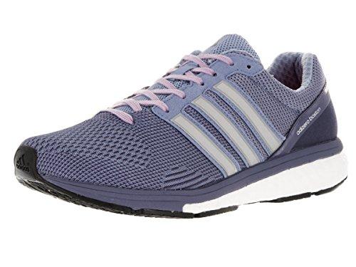 adidas Adizero Boston, Scarpe da Corsa Donna Prism Blue/Silver/Purple