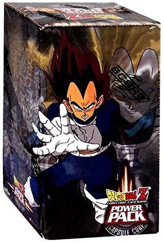 Dragon Ball Z Capsule Corp. Power Pack [Vegeta Box] by Dragon Ball Z
