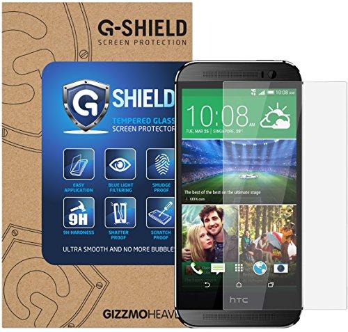 G-Shield Bildschirmschutzfolie für HTC Mini 2 Hartglas Schutzfolie