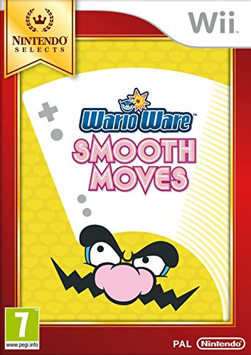 Nintendo Selects: Warioware: Smooth Moves (nintendo Wii)