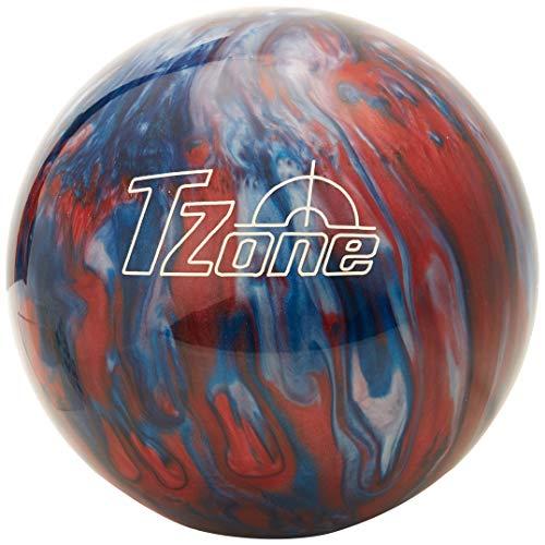 Brunswick TZone Patriot Blaze Bowling Ball - blau, 14s lb