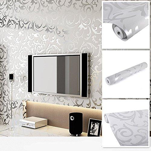 reelva-3d-10m-x-053m-contemporary-elegant-victorian-damask-embossed-textured-wallpaper-non-woven-mat