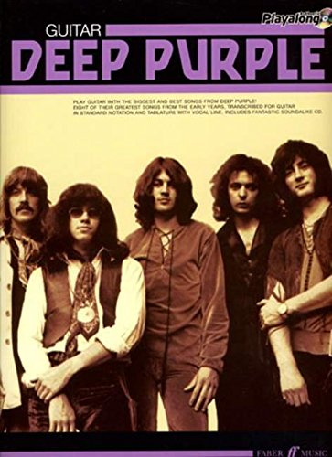 AUT.PLY. DEEP PURPLE+CD CHT (Authentic Playalong)