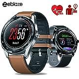 Zeblaze Neo Smartwatch IP67 Reloj Deportivo a Prueba de Agua Monitor de Ritmo cardíaco Monitor de presión Arterial Podómetro Actividad Inteligente Rastreador de Ejercicios para Hombres y Mujeres