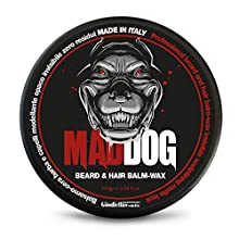 THE GOODFELLAS' SMILE Bart & Harr Balsam Wachs MAD DOG. 100% made in Italy, 100 ml