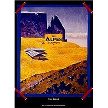 Les Alpes à l'affiche