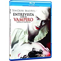 Entrevista Con El Vampiro Edición 20 Aniversario Blu-Ray