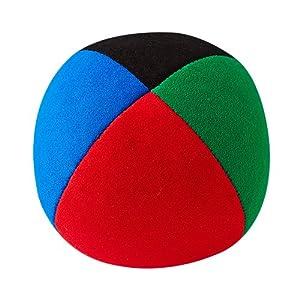 Henrys j05100-D41 - Bolsas de Frijol Superior, 62 mm de diámetro, Negro / Rojo / Azul / Verde