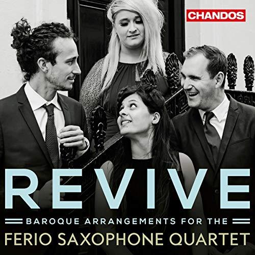 Revive - Barocke Arrangements für das Ferio Saxofon Quartett