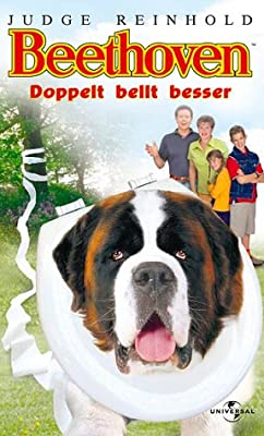Beethoven - Doppelt bellt besser [VHS]