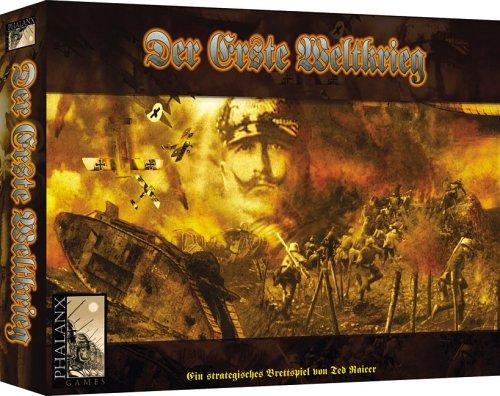 Der Erste Weltkrieg - Ein strategisches Brettspiel