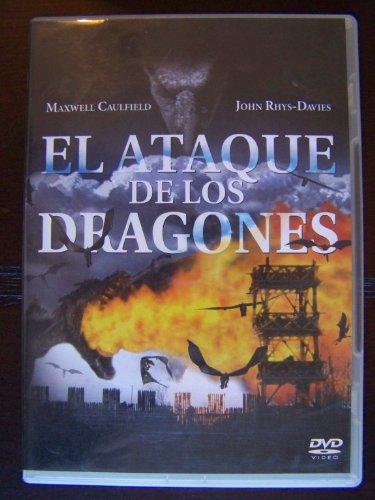 El Ataque De Los Dragones [DVD]