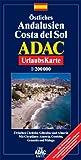 Östliches Andalusien, Costa del Sol: 1:200000. Zwischen Córdoba, Gibraltar und Almeria -