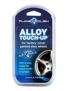 Alloy Wheel Touch-Up Paint Repair Kit by Planet Polish for minor scuffs, scrapes and scratches