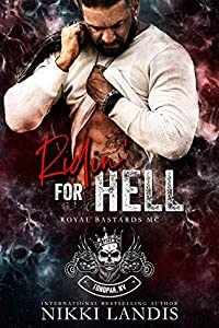 Ridin' for Hell: Royal Bastards MC Tonopah, NV (English Edition)