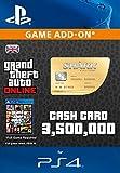 Grand Theft Auto Online: Whale Shark Cash Card [PS4 PSN Code - UK account]