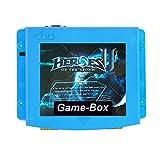 Game-Box Caja de Pandora 5s < 1299 in 1> Jamma Arcade Gabinete Caja de Juegos, Clásicos Juegos de Lucha Junta para LCD / CRT(15kHz) Monitor (1299 in 1)