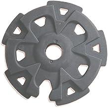 Altus B-2 - Roseta grande bastón, unisex, color gris, talla única