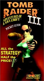 Tomb Raider 3 Pocket Guide de Michael Owen