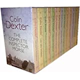 The Complete Inspector Morse Collection Colin Dexter 14 Books Box Set Pack