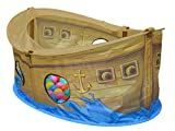 Knorrtoys 55320 Bällebad Skipper inkl. 50 Spielbälle, durchmesser 6 cm