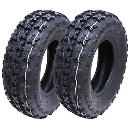 2 - Slasher Quad Reifen, 21x7,00-10 WP01 Wanda Rennreifen 6ply E markiert 21 7 10 (Utility Trailer Zum Verkauf)