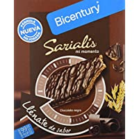 Bicentury Sarialis, Barritas de Cereales y Chocolate Negro - 120 g