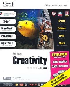 Serif Student Creativity Suite 2008 (PC)