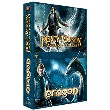 Coffret 2 DVD : Percy Jackson, le voleur de foudre + Eragon
