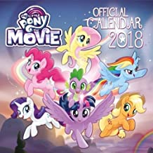 Danilo DAN18238 - Calendario 2018 con diseño My Little Pony Movie, 30 x 30 cm (Calendar 2018)