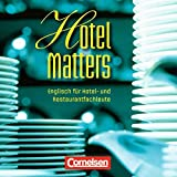 Hotel Matters - Mitte A2-Ende B1 - CD