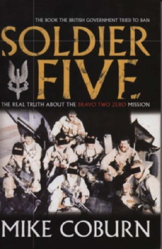 Soldier Five Cover Image