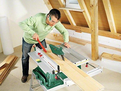 Bosch Tischkreissäge PTS 10 mit mobilem Untergestell PTA 2000 - 4