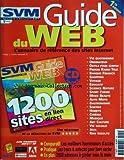 SVM - GUIDE DU WEB [No 2] du 30/04/2001 - vie quotidienne - ordinateur - outils pour...