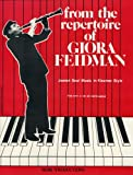 From the Repertoire of Giora Feidman. Jewish Soul Music in Klezmer Style