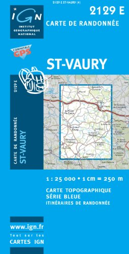 Saint-Vaury: IGN2129E