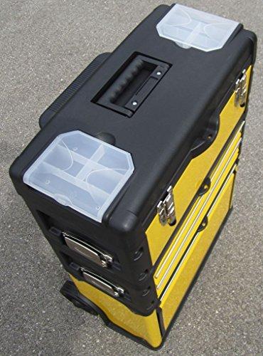 Metall Werkzeugtrolley Werkzeugkasten Werkstattwagen XL Type B305ABD von AS-S - 4