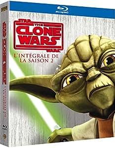 Star Wars - The Clone Wars - Saison 2 [Blu-ray]