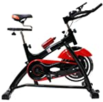 Olympic 41 Indoor Cycling Bike - Blac...