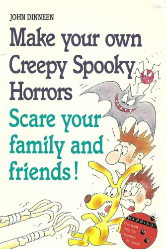 Make your Own Creepy Spooky Horrors (English Edition) (Spooky Fancy Dress)