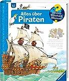 Alles über Piraten (Wieso? Weshalb? Warum?, Band 40) - Andrea Erne