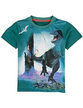 Coralup Camiseta de Manga Corta - Para Niño