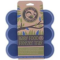 Gefrierbehälter zum Einfrieren und Aufbewahren von Babynahrung/Babykost und als Behälter für Babybrei.